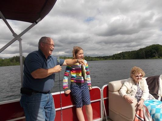 2014 Boating Activities